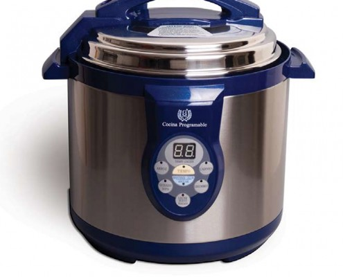 Qui nes somos ollas gm ollas gm for Robot cocina programable