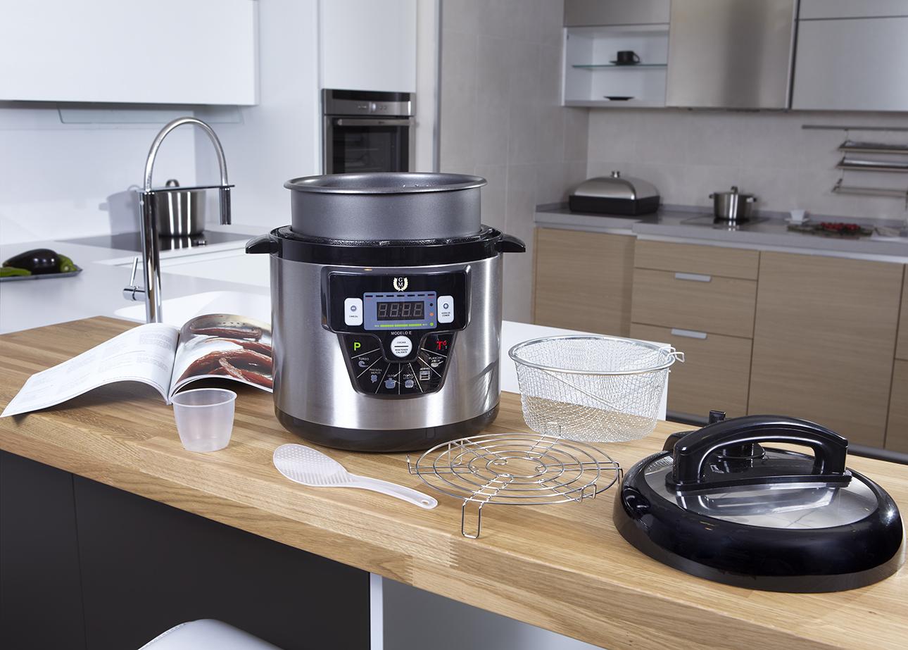 accesorios Robot de Cocina Modelo E