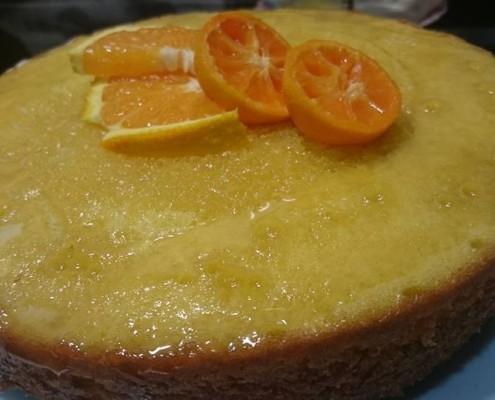bizcocho naranja olla gm
