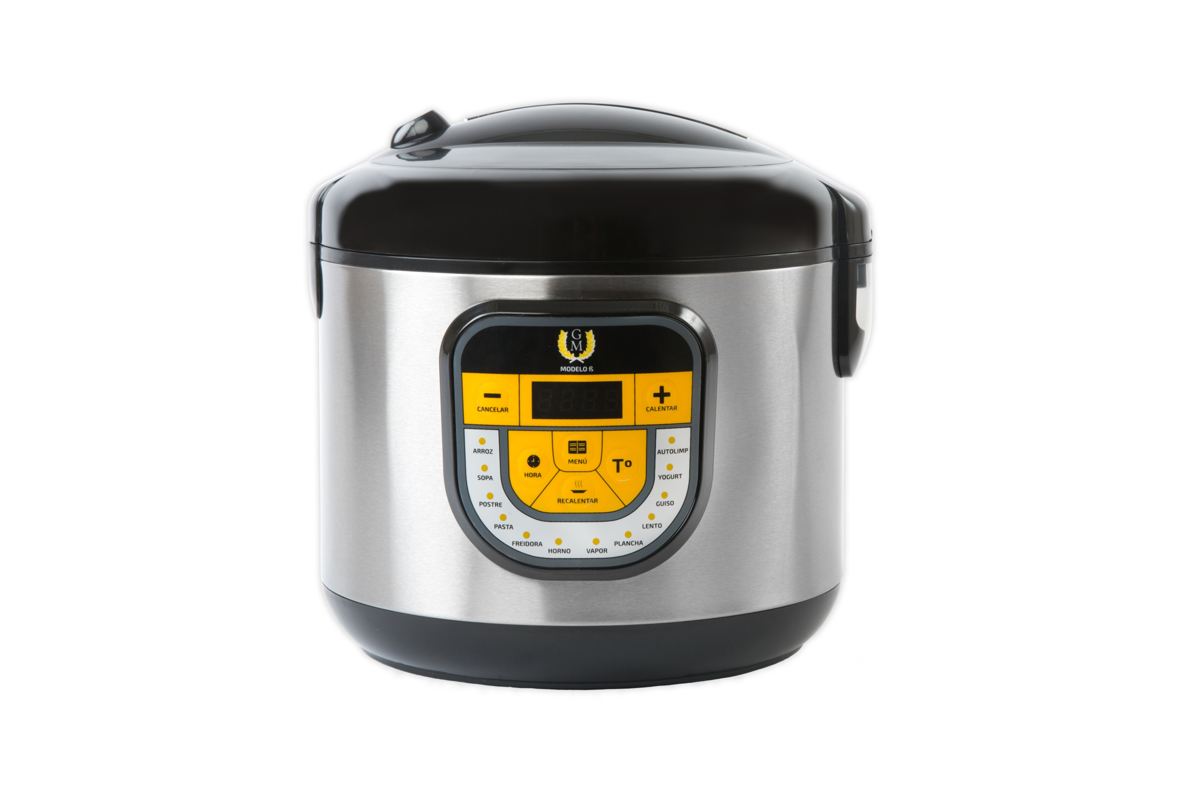 Robot de cocina modelo beta ollas gm - Que hace un robot de cocina ...