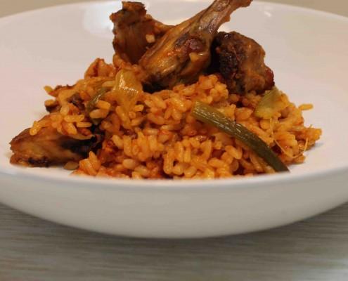 arroz olla gm