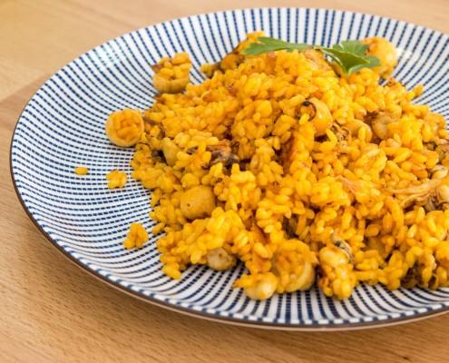 receta arroz en olla gm