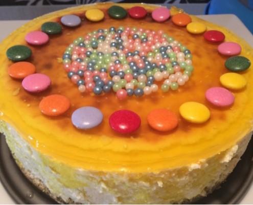 receta pastel en olla gm