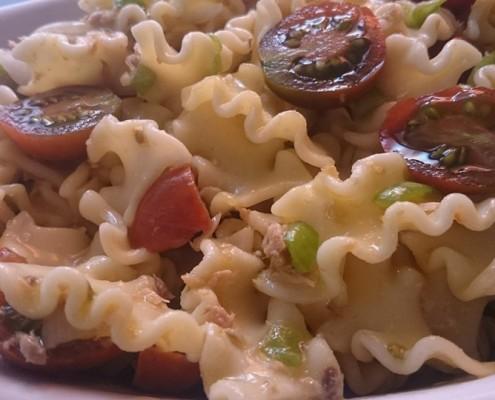 receta ensalada de pasta
