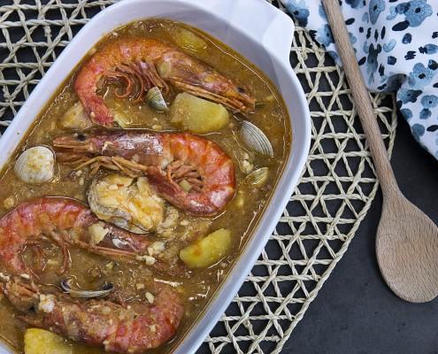 suquet de peix ollas gm