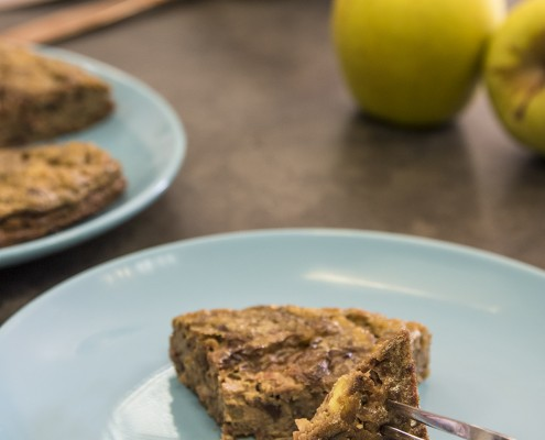Tortilla de morcilla y manzana ollas gm