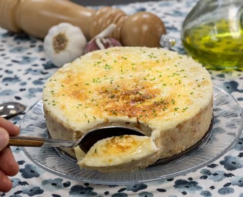 Pastel de patata y atún Olla GM