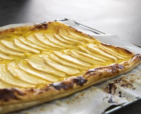 Tarta de manzana Olla GM