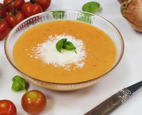 Sopa de tomate Olla GM