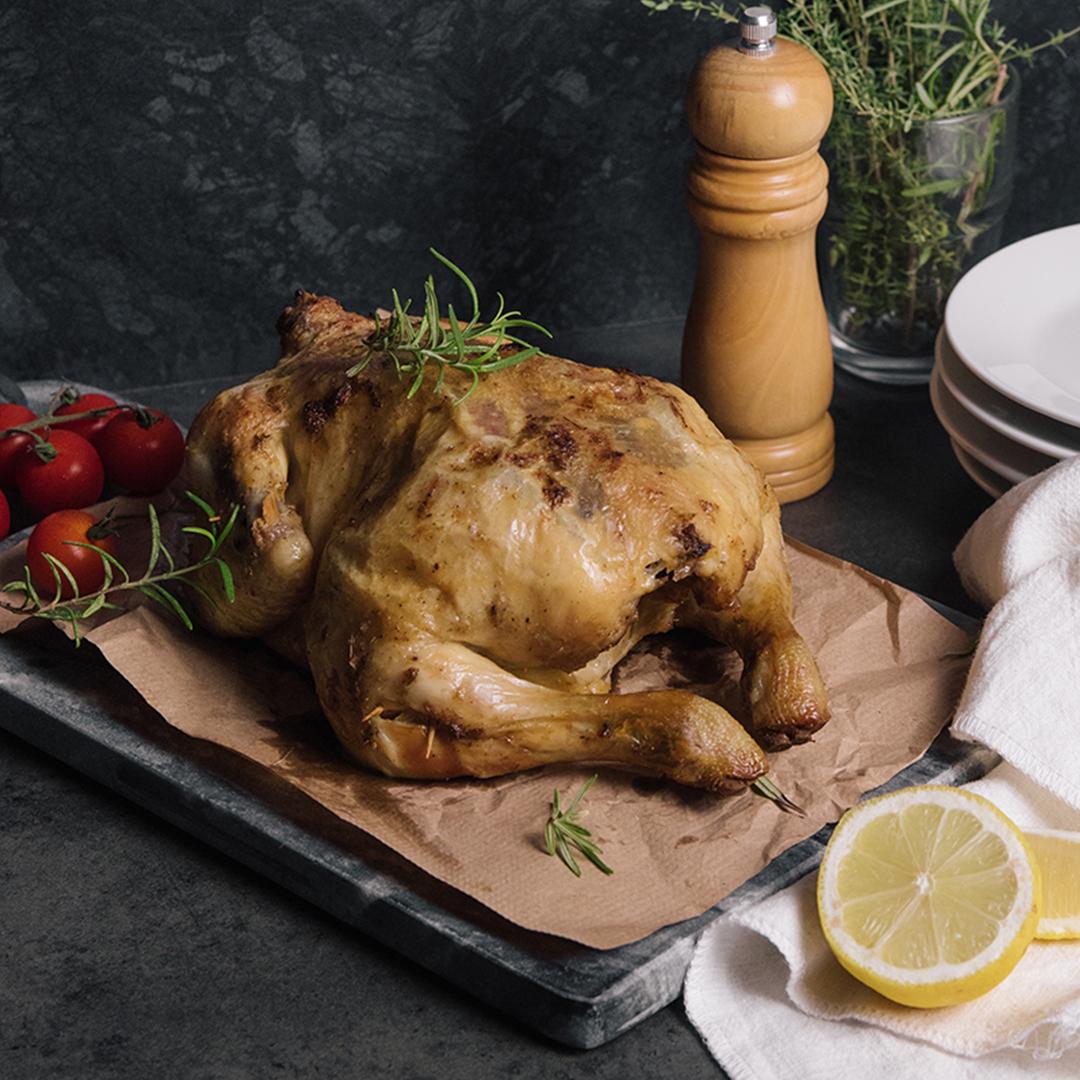 Receta pollo asado 2