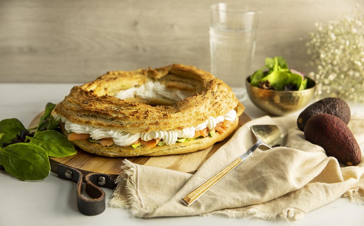 OllaGM_Plancha_Roscón de salmón ahumado, crema de queso y aguacate_RRSS