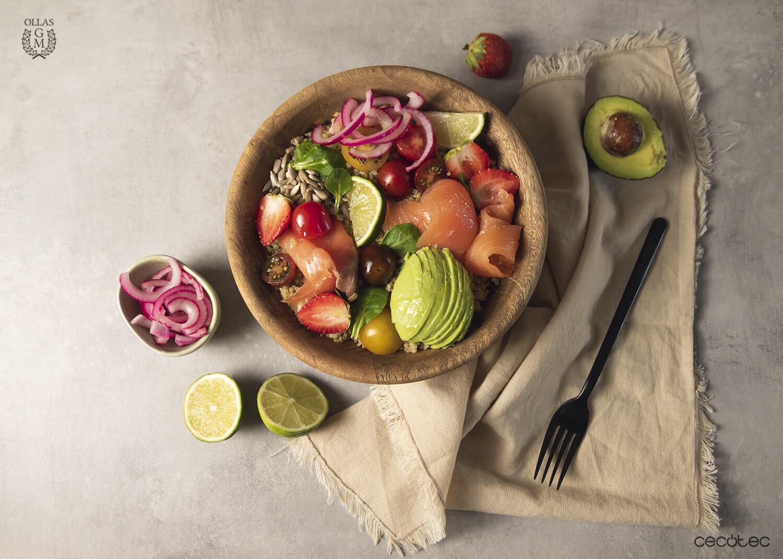 Ensalada de quinoa y salmon (1)